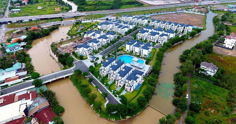 dự án biệt thự khang điền quận 9