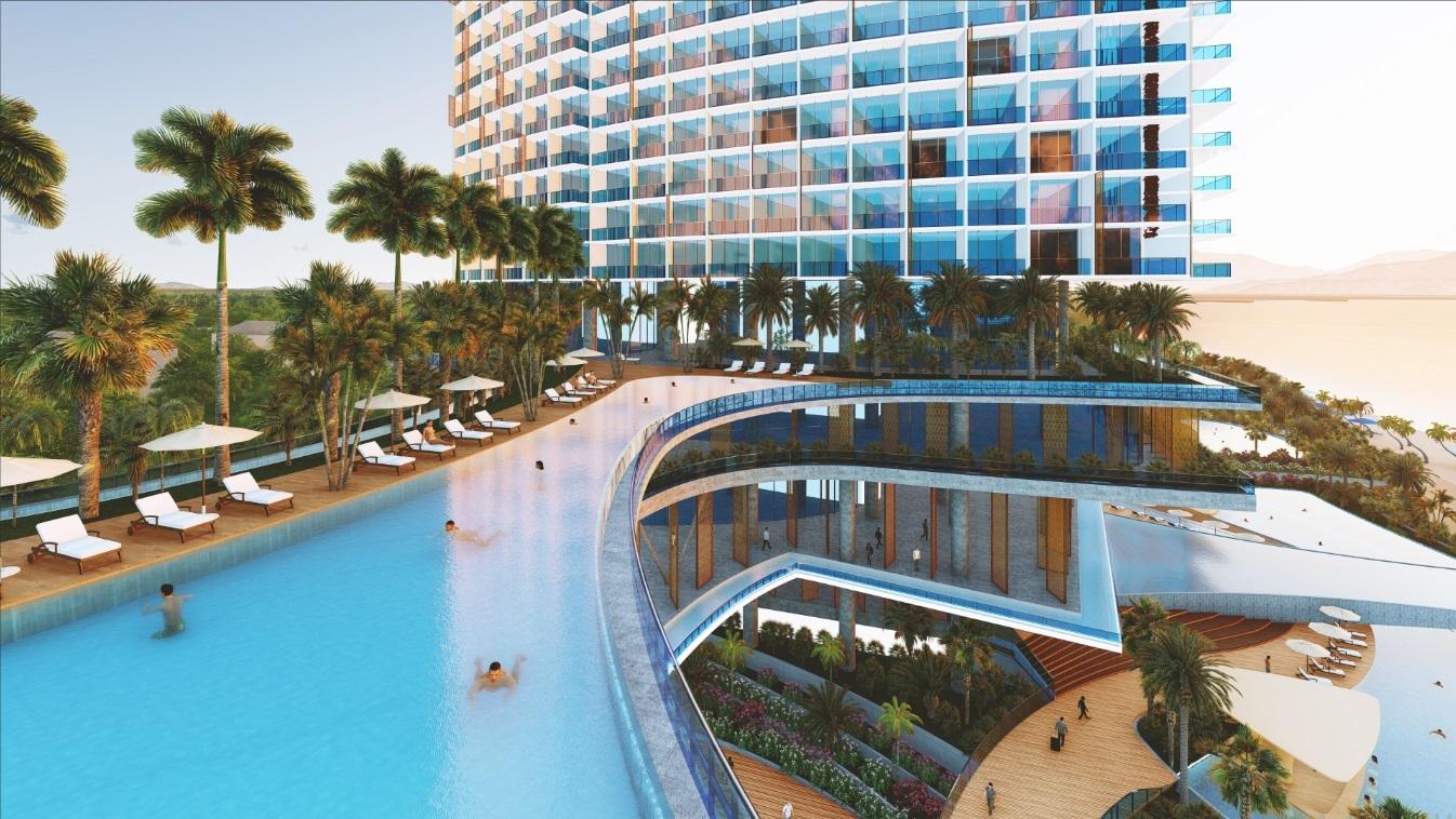 tiện ích căn hộ sunbay park -resort-phan-rang