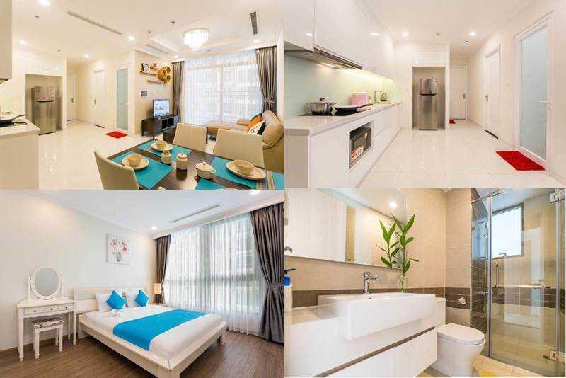 dịch vụ cho thuê căn hộ theo ngày