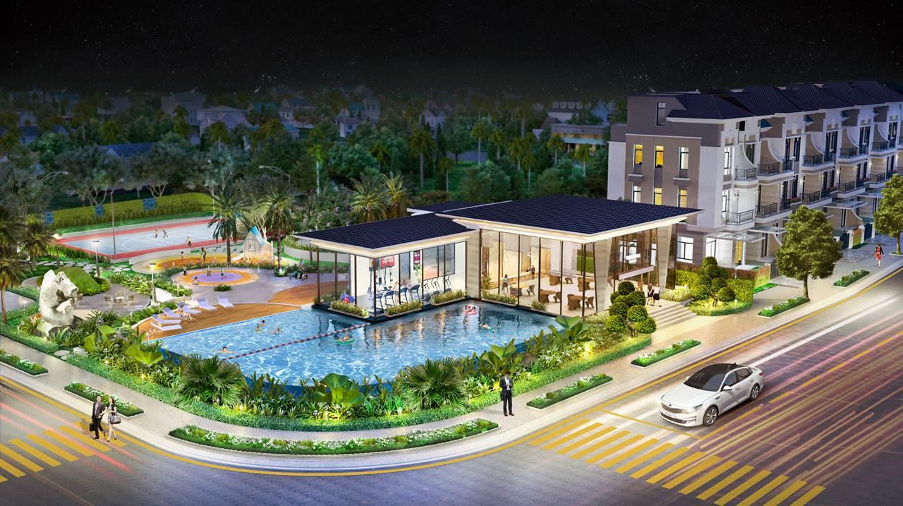 hồ bơi verosa park khang điền