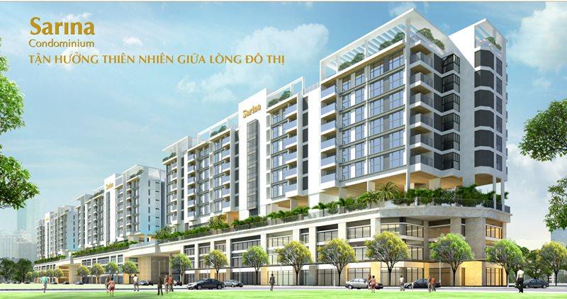 căn hộ sarina condominium