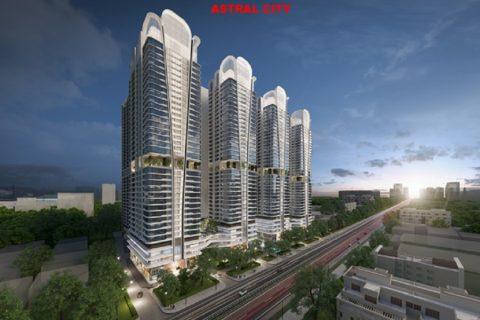 dự án astral city